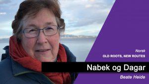 Nabek og Dagar