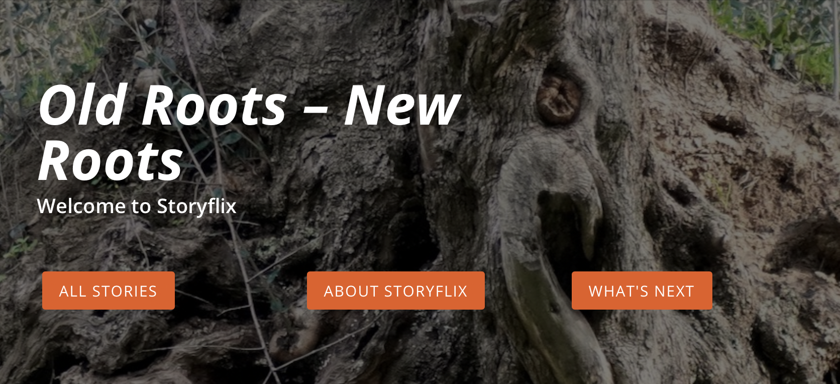 Old Roots - New Routes
