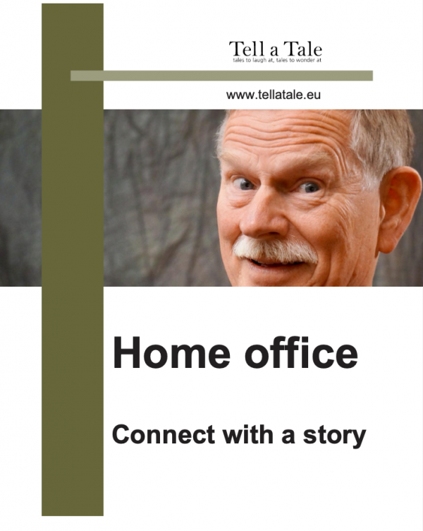 Home office: Connect with a story