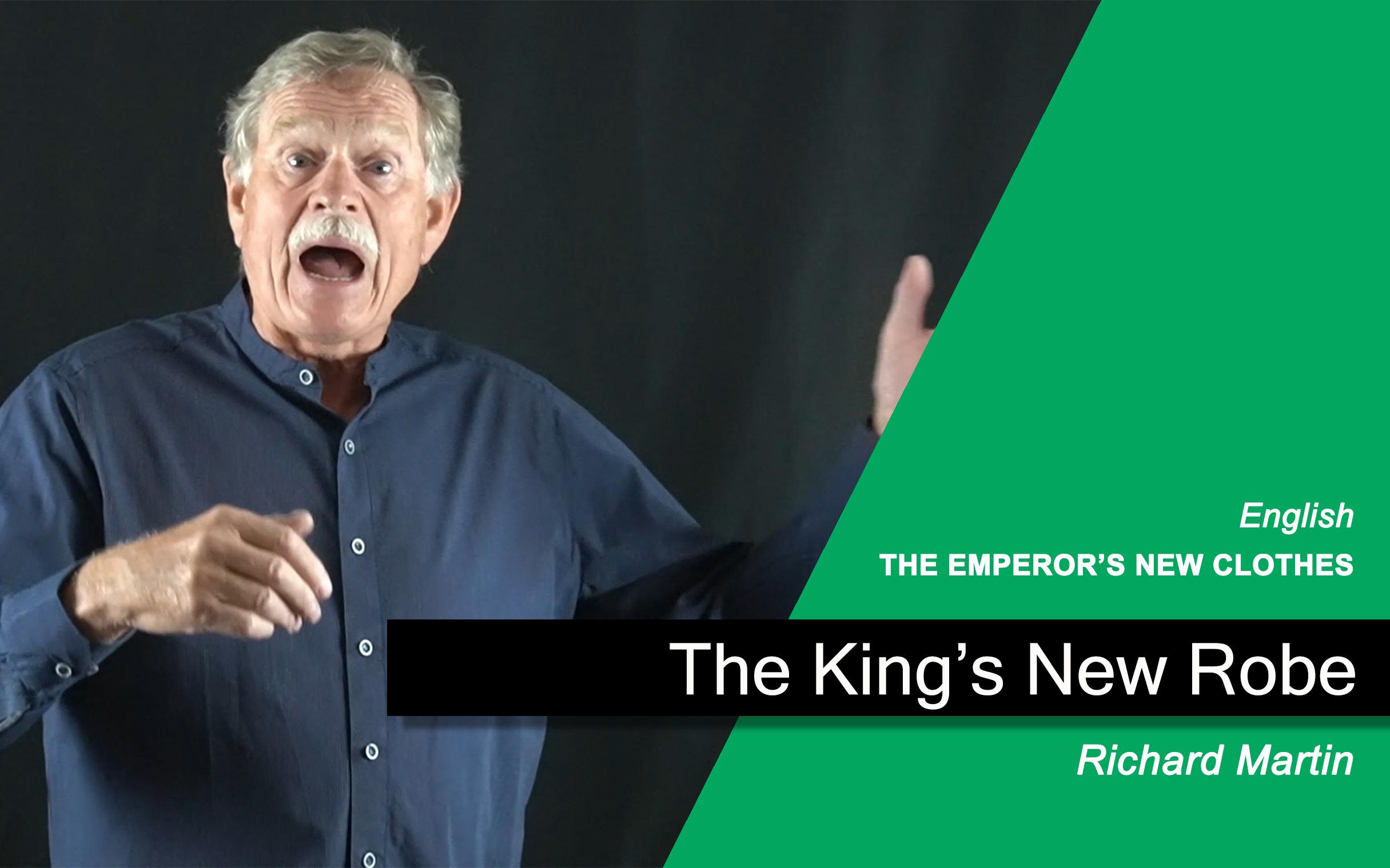 King's New Robe