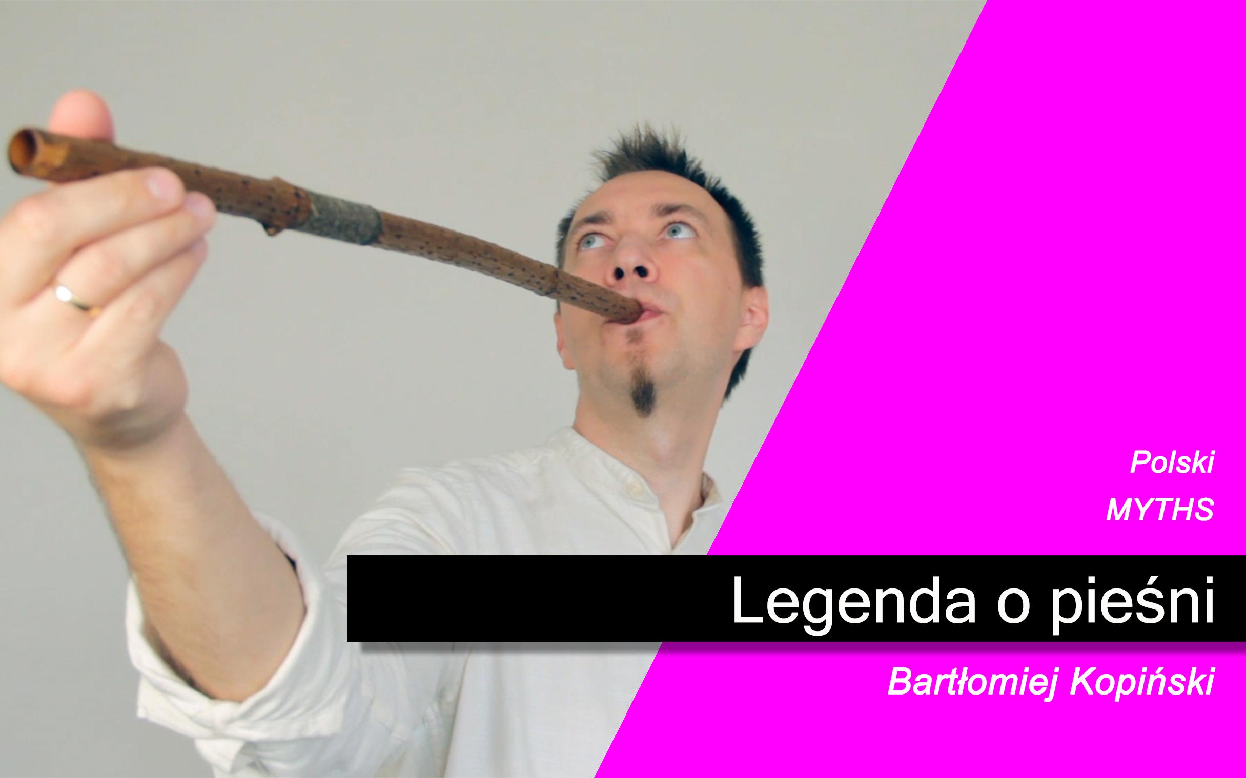 Legenda o pieśni
