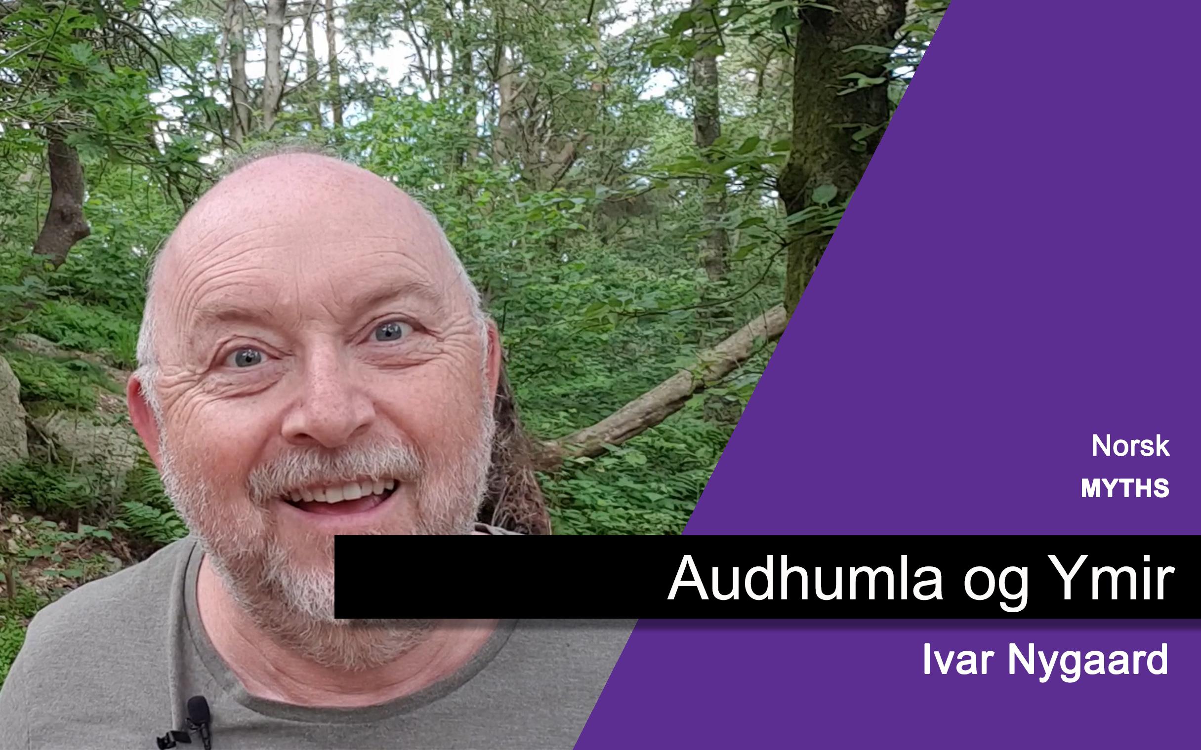 Ymir og Audhumla